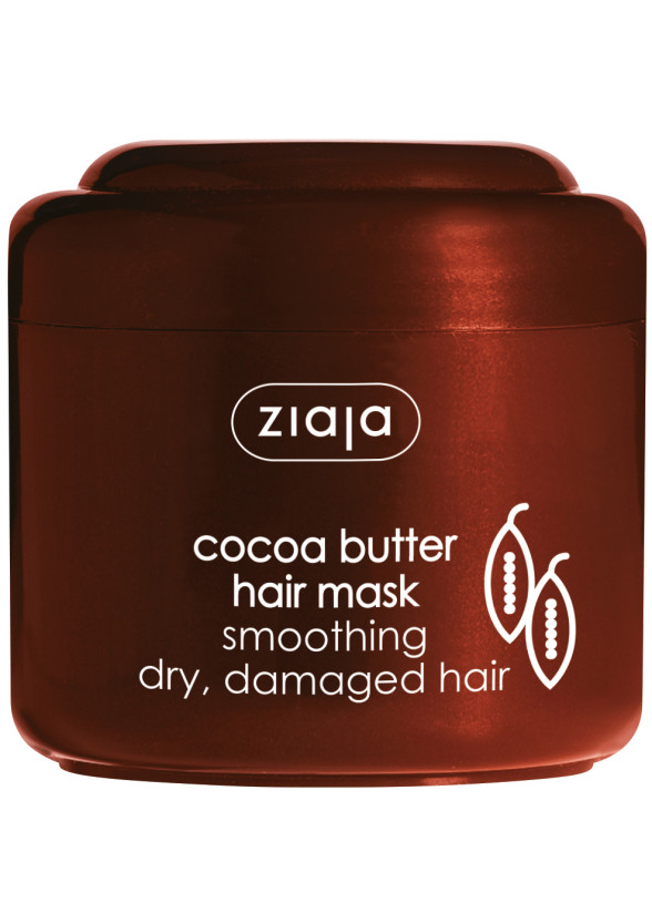 ЖАЯ Маска за коса с масло от какао 200мл | ZIAJA Cocoa butter hair mask 200ml