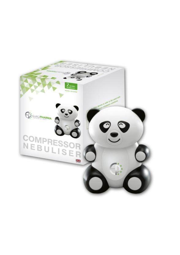 ЕВРОФАРМА Компресорен инхалатор Панда CN-02WM   EUROPHARMA Compressor nebuliser Panda CN-02WM