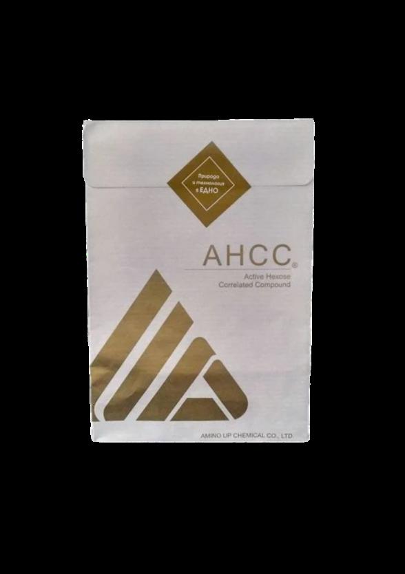 АКТИВЕН ХЕМИЦЕЛУЛОЗЕН КОМПОНЕНТ (АНСС) 300мг 120 капсули АМИНО ЪП КЕМИКЪЛ | ACTIVE HEXOSE CORRELATED COMPOUND 300mg 120 capsules AMINO UP CHEMICAL