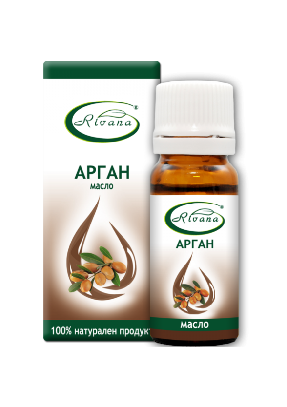 РИВАНА Масло от АРГАН 10мл | RIVANA ARGAN oil 10ml