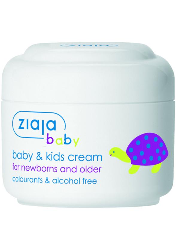 ЖАЯ Бебе крем за бебета и деца 50мл | ZIAJA Baby & kids cream 50ml