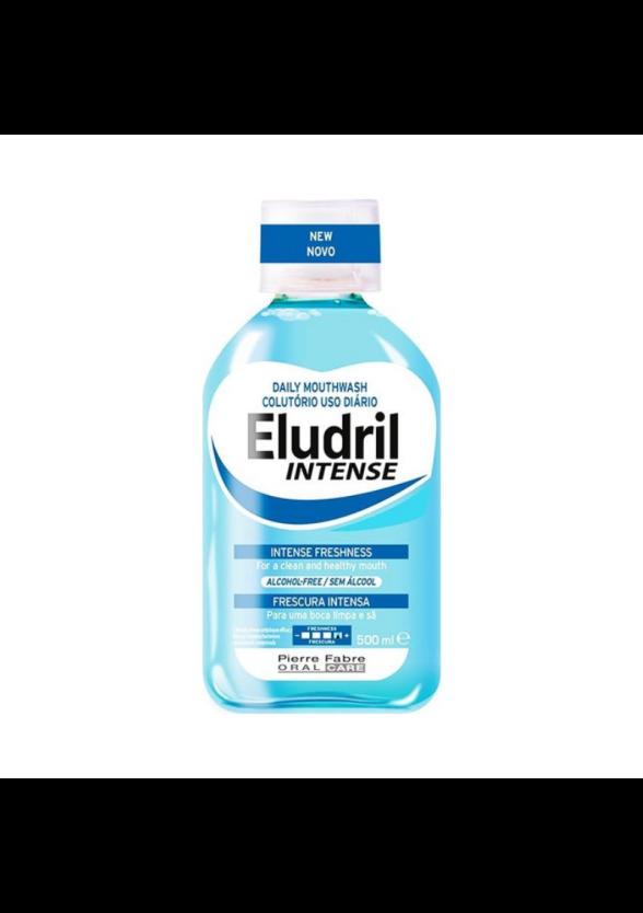 Вода за уста ЕЛУДРИЛ ИНТЕНС 500мл | Mouthwash ELUDRIL INTENSE 500ml