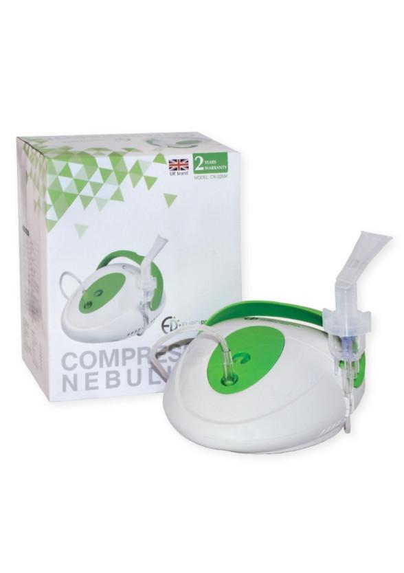 ЕВРОФАРМА Компресорен инхалатор Компакт CN-02MK   EUROPHARMA Compressor nebuliser Compact CN-02MK