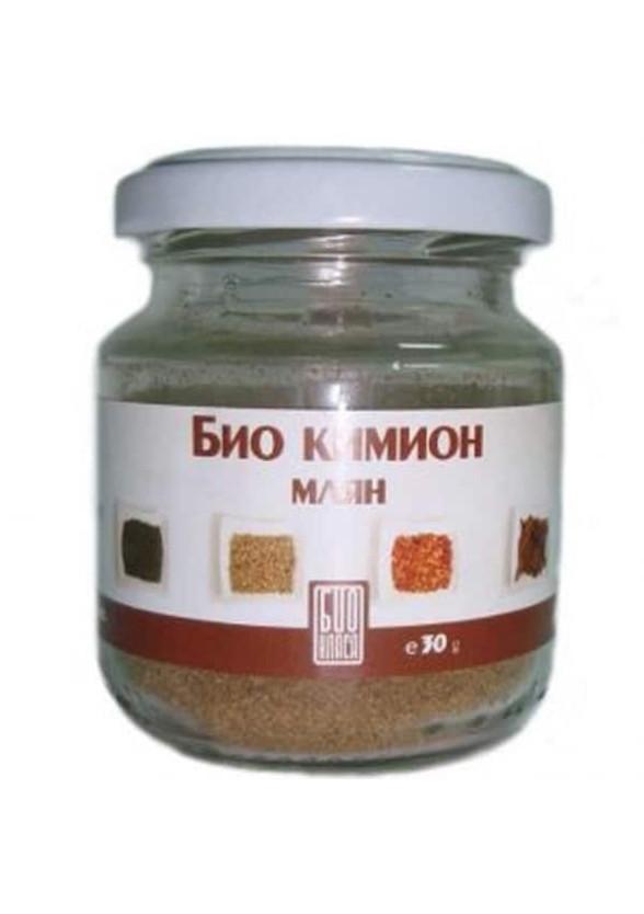 БИО Кимион млян 30гр БИО КЛАСА   BIO Cumin powder 30g BIO KLASA