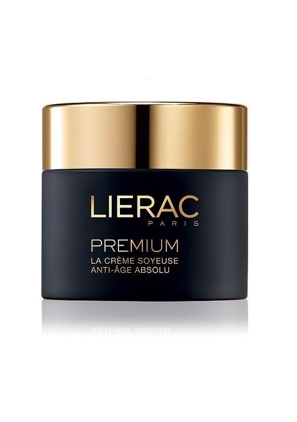 ЛИЕРАК ПРЕМИУМ Копринен крем за нормална и комбинирана кожа 50мл | LIERAC PREMIUM Crème Soyeuse 50ml