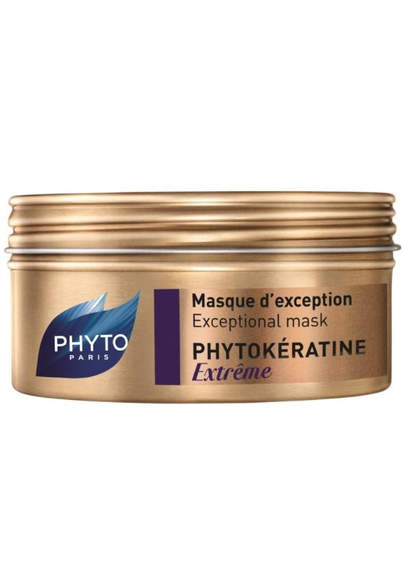 ФИТО ФИТОКЕРАТИН ЕКСТРИЙМ Възстановяваща маска за силно увредена коса 200мл | PHYTO PHYTOKERATINE EXTREME Mask 200ml
