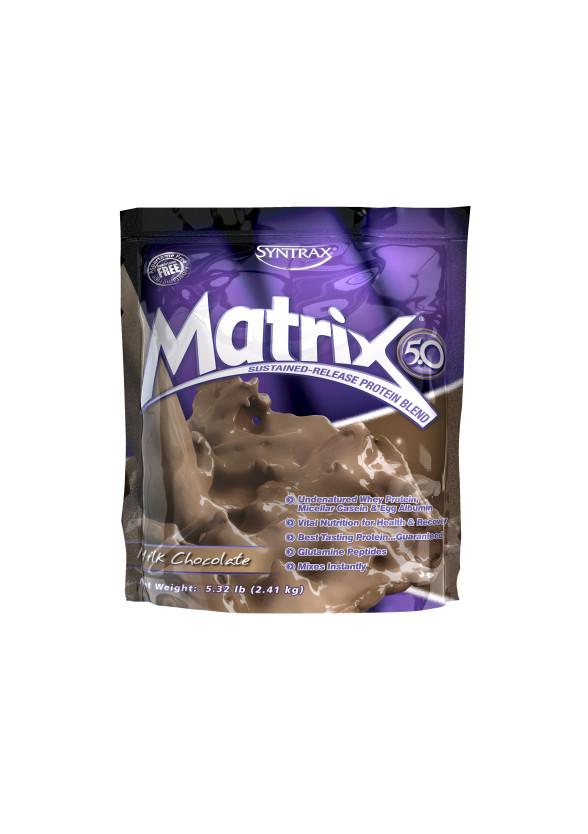 МАТРИКС 5.0 – МЛЕЧЕН ШОКОЛАД прах 2.41кг СИНТРАКС | MATRIX 5.0 – MILK CHOCOLATE pwd 2.41kg SYNTRAX
