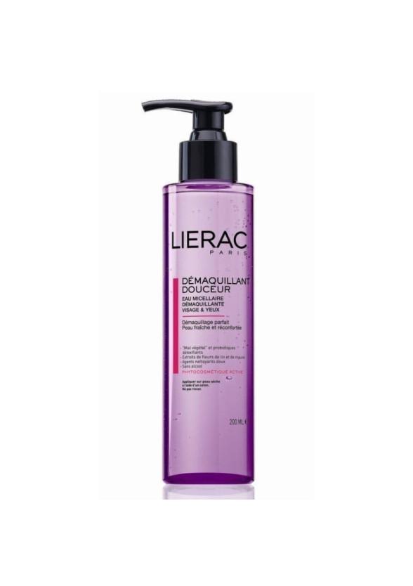 ЛИЕРАК Почистваща мицеларна вода за очи и лице 200мл | LIERAC Pure cleansing water 200ml