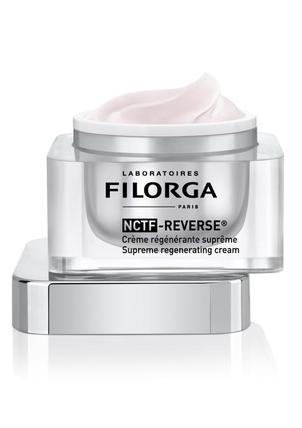 ФИЛОРГА Регенериращ крем за лице суха кожа 50мл | FILORGA NCTF REVERSE Supreme regenerating cream dry skin 50ml