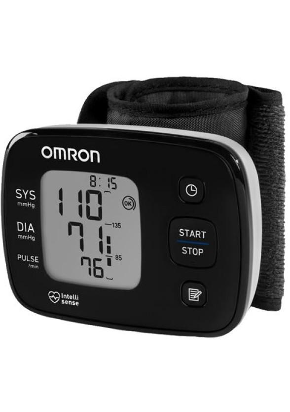 ОМРОН Апарат за кръвно налягане за китка HG3   OMRON Wrist type blood pressure monitor HG3