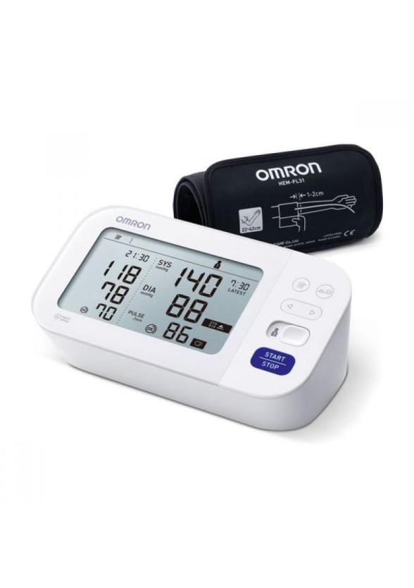 ОМРОН Апарат за измерване на кръвно налягане M6 Comfort   OMRON Arm blood pressure monitor M6 Comfort