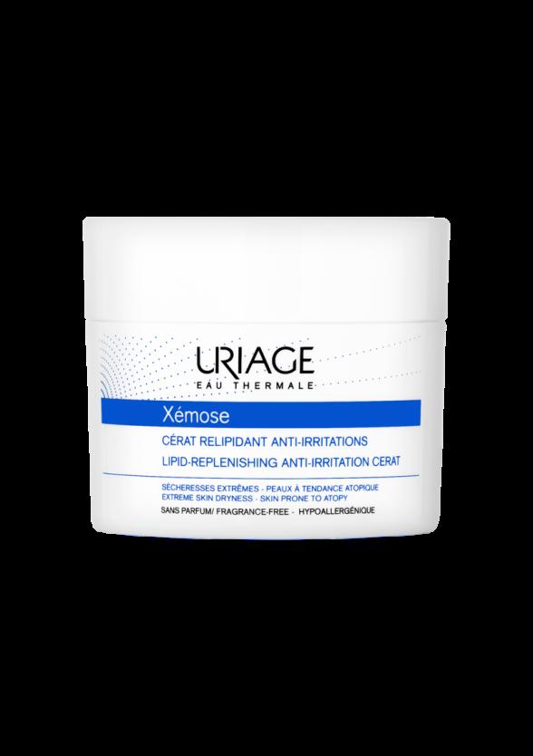 ЮРИАЖ КСЕМОЗ Липидо-възстановяващ серат против раздразнения 200мл   URIAGE XEMOSE Lipid-replenishing cerat 200ml