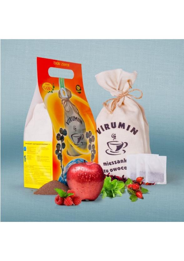 ВИРУМИН филтърни торбички 15бр x 2.5гр (37.5гр общо) ПВМ ГАМА | VIRUMIN filter bags 15s x 2.5g (37.5g total) PWM GAMA