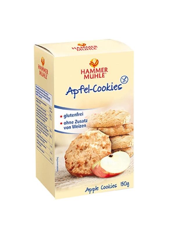 Бисквити с Ябълки, без глутен 150гр ХАМЕРМИЛ | Biscuits with Apples, gluten-free 150g HAMMERMÜHLE