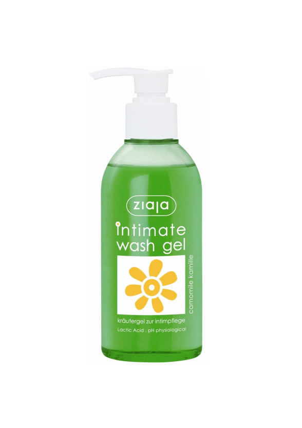 ЖАЯ Душ гел за интимна грижа при бременни и родили жени 300мл | ZIAJA Intimate wash gel during pregnancy and after 300ml