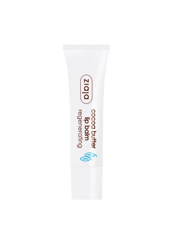 ЖАЯ Балсам за устни с масло от какао 10мл | ZIAJA Cocoa butter lip balm 10ml