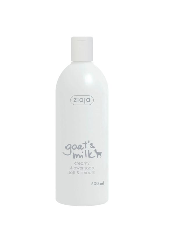 ЖАЯ Душ гел козе мляко 500мл | ZIAJA Goat's milk creamy shower soap 500ml