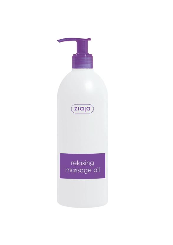 ЖАЯ Релаксиращо масажно олио 500мл | ZIAJA Relaxing massage oil 500ml