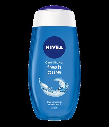 НИВЕА ФРЕШ ПЮР Душ гел 250мл   NIVEA FRESH PURE Shower gel 250ml