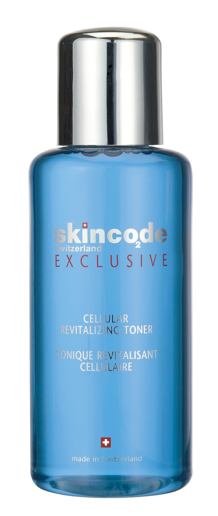 СКИНКОД ЕКСКЛУЗИВ Клетъчен ревитализиращ тоник 200мл | SKINCODE EXCLUSIVE Cellular revitalizing toner 200ml