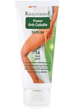 АСАМ КРОЙТЕРХОФ Антицелулитен серум 100мл   ASAM KRAUTERHOF Power anti-cellulite serum 100ml