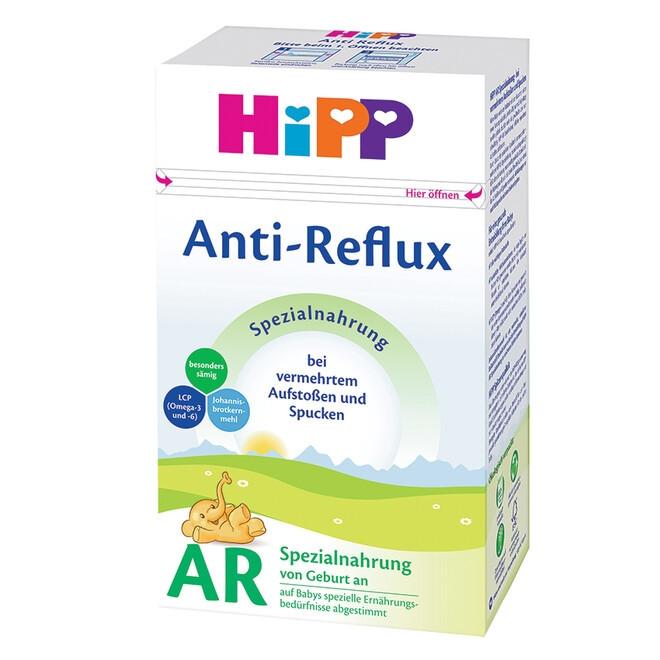 ХИП АНТИ РЕФЛУКС Специализирана храна за кърмачета 500гр | HIPP ANTI REFLUX Specialized infant food 500g