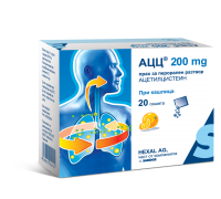 АЦЦ 200мг прах за перорален разтвор 20бр. сашета | ACC 200mg powder for oral solution 20s saches