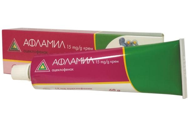 АФЛАМИЛ 15мг/1гр крем 60гр   AFLAMIL 15mg/1g cream 60g