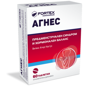 АГНЕС 60 таблетки ФОРТЕКС | AGNES 60 tabs FORTEX