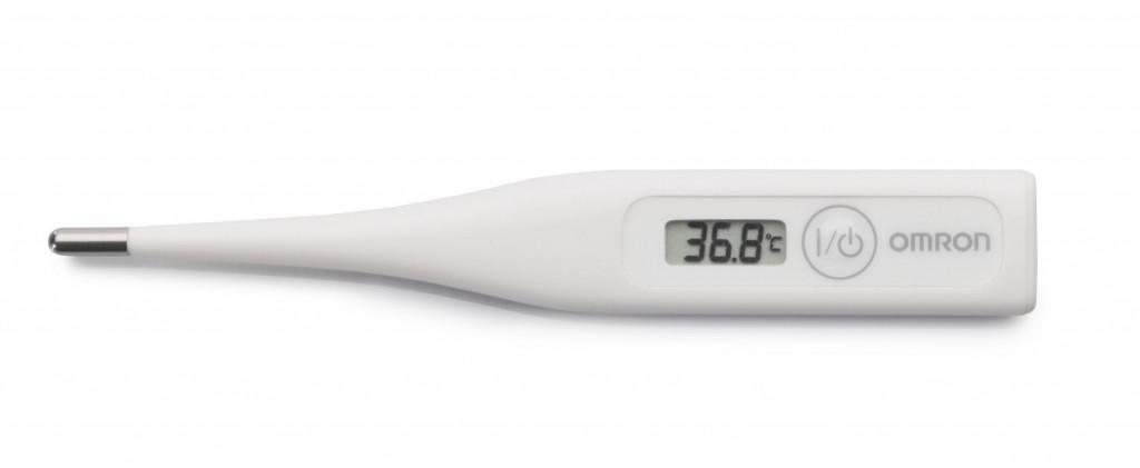 ОМРОН Дигитален термометър Eco Temp Basic   OMRON Digital thermometer Eco Temp Basic