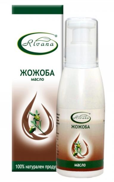 РИВАНА Масло от ЖОЖОБА 100мл | RIVANA JOJOBA Oil 100ml