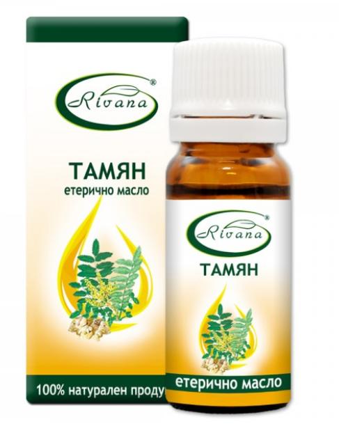 РИВАНА Етерично масло от ТАМЯН 1мл | RIVANA BOSWELLIA THURIFERA Essential oil 1ml