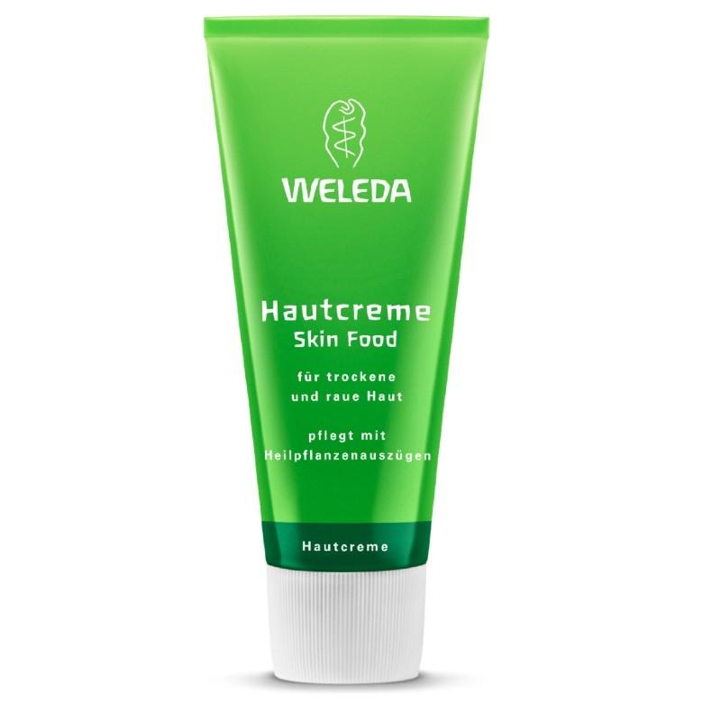 ВЕЛЕДА Мултифункционален крем за тяло и лице 75мл   WELEDA Skin food cream 75ml