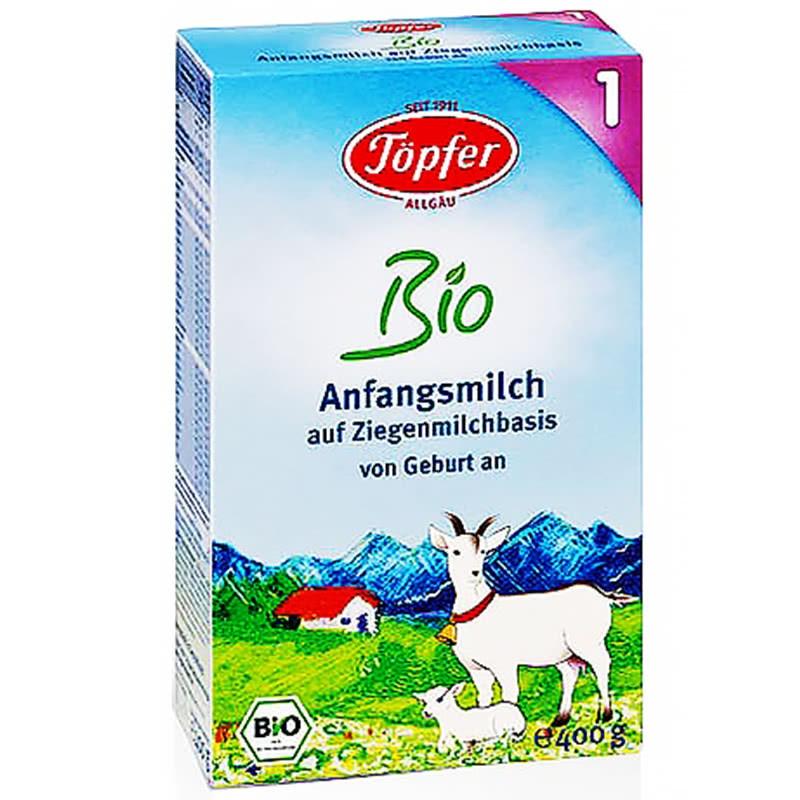 ЛАКТАНА БИО КОЗЕ 1 Мляко за кърмачета 0+ м. 400гр. | LACTANA BIO GOAT MILK 1 Infant formula 0+ m 400g
