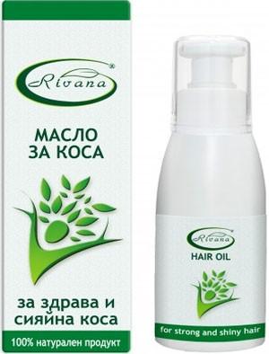 РИВАНА Масло ЗА КОСА 100мл | RIVANA HAIR Oil 100ml
