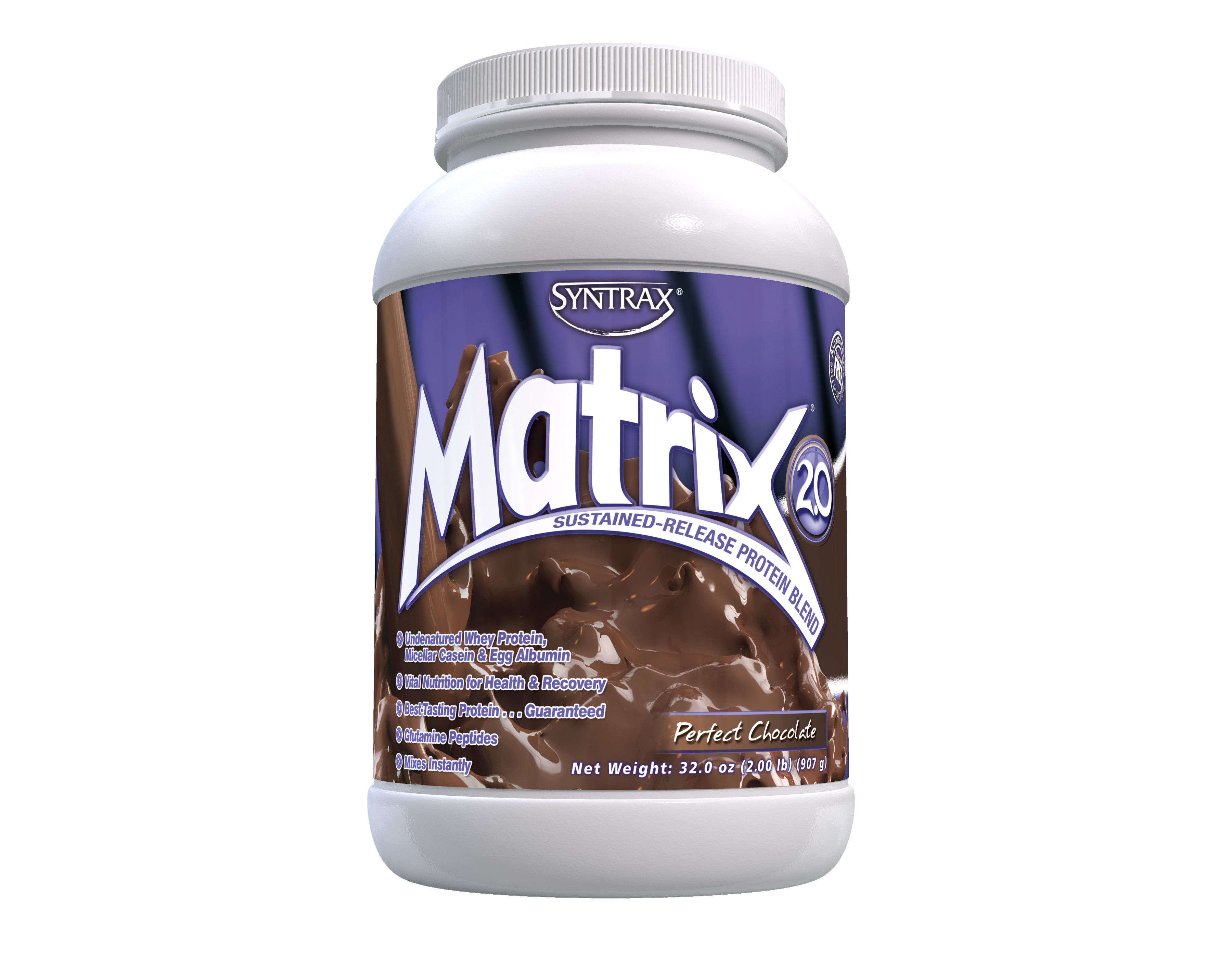 МАТРИКС 2.0 – ПЕРФЕКТЕН ШОКОЛАД прах 907г СИНТРАКС | MATRIX 2.0 – PERFECT CHOCOLATE pwd 907g SYNTRAX