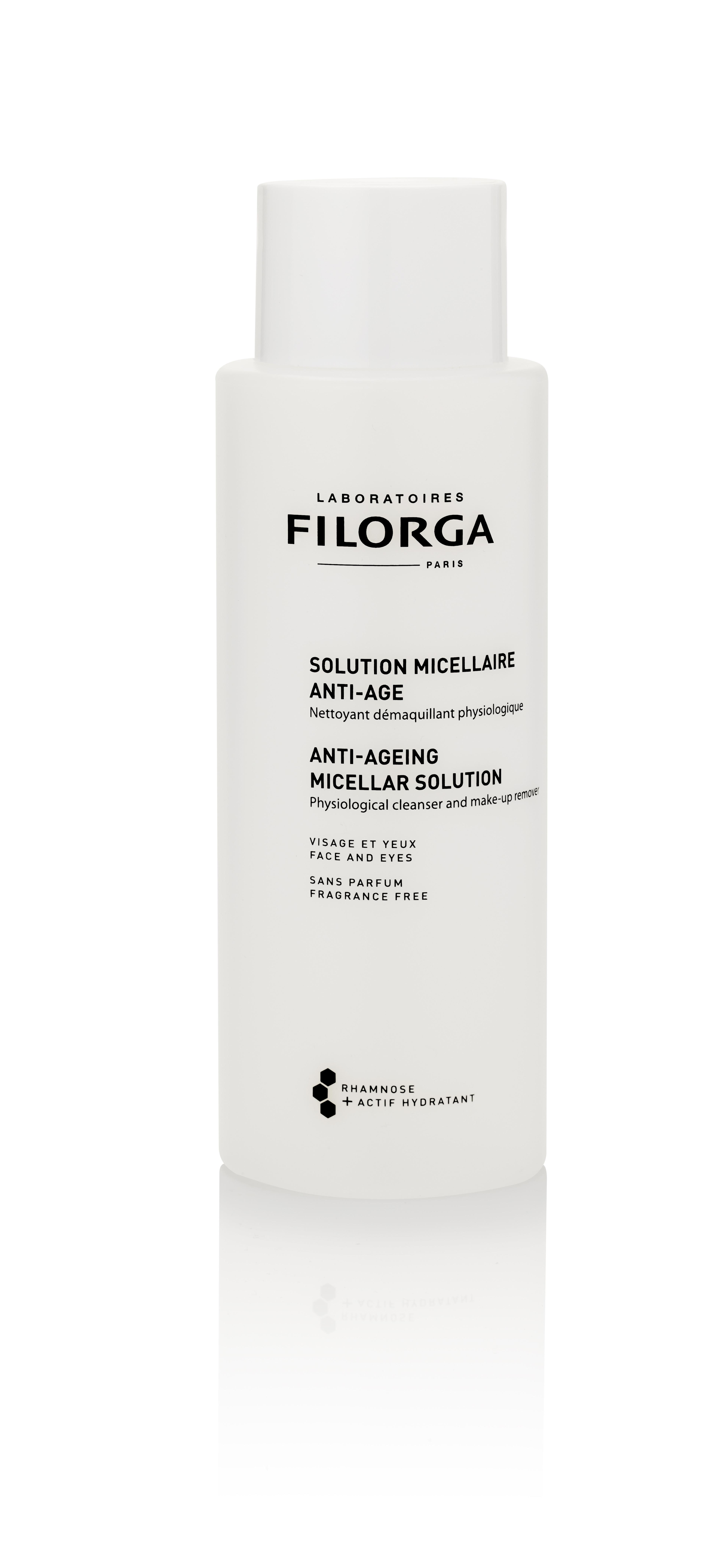 ФИЛОРГА Мицеларен тоник 400мл   FILORGA Anti-ageing micellare solution 400ml