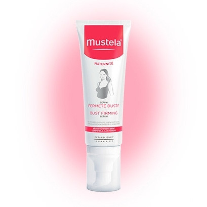 МУСТЕЛА Матерните стягащ серум за бюст 75мл | MUSTELA Maternite bust firming serum 75 ml