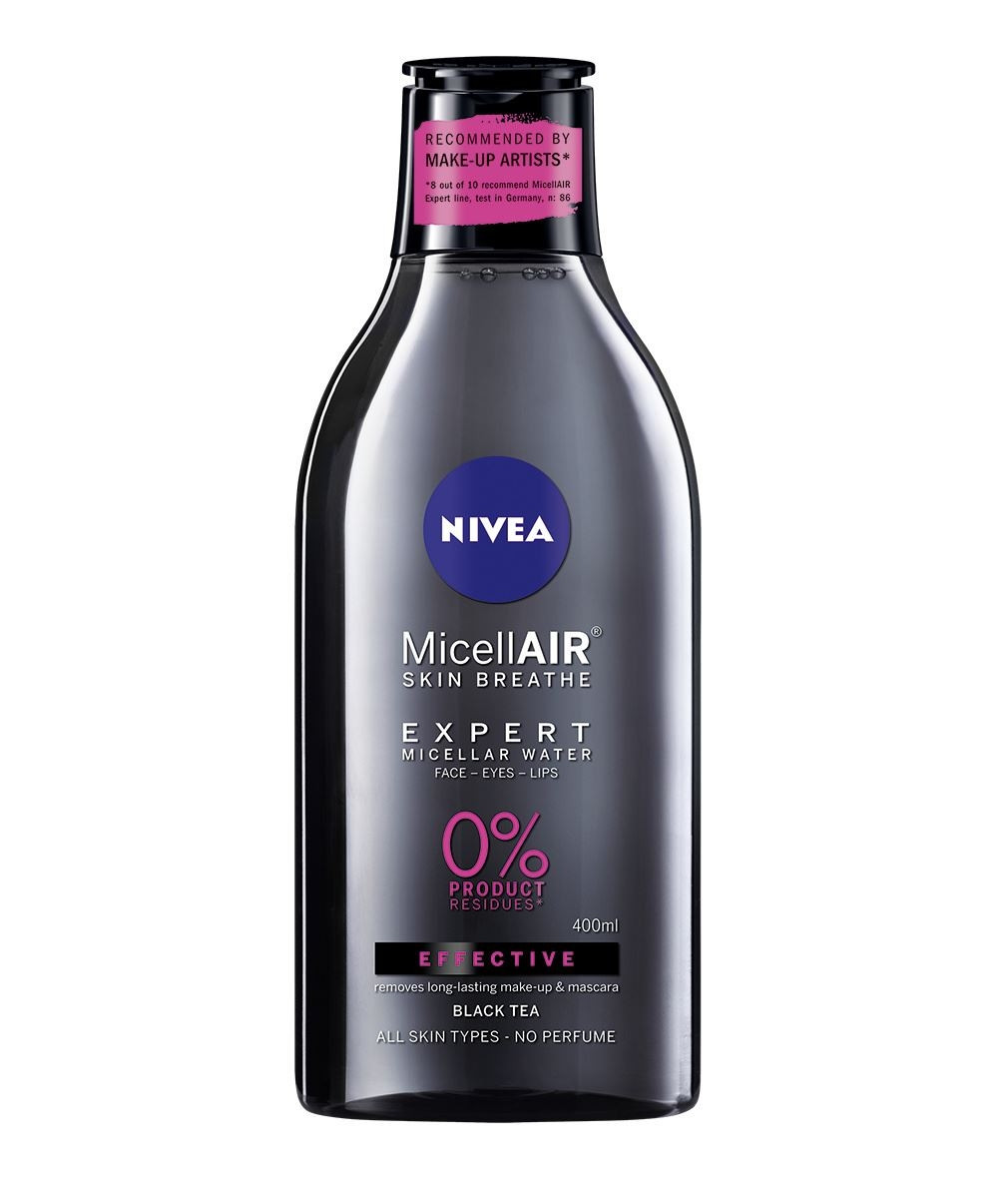 НИВЕА МИЦЕЛАР ЕКСПЕРТ Мицеларна вода за лице, очи и устни 400мл | NIVEA MICELLAIR EXPERT Micellar water for face, eyes and lips 400ml