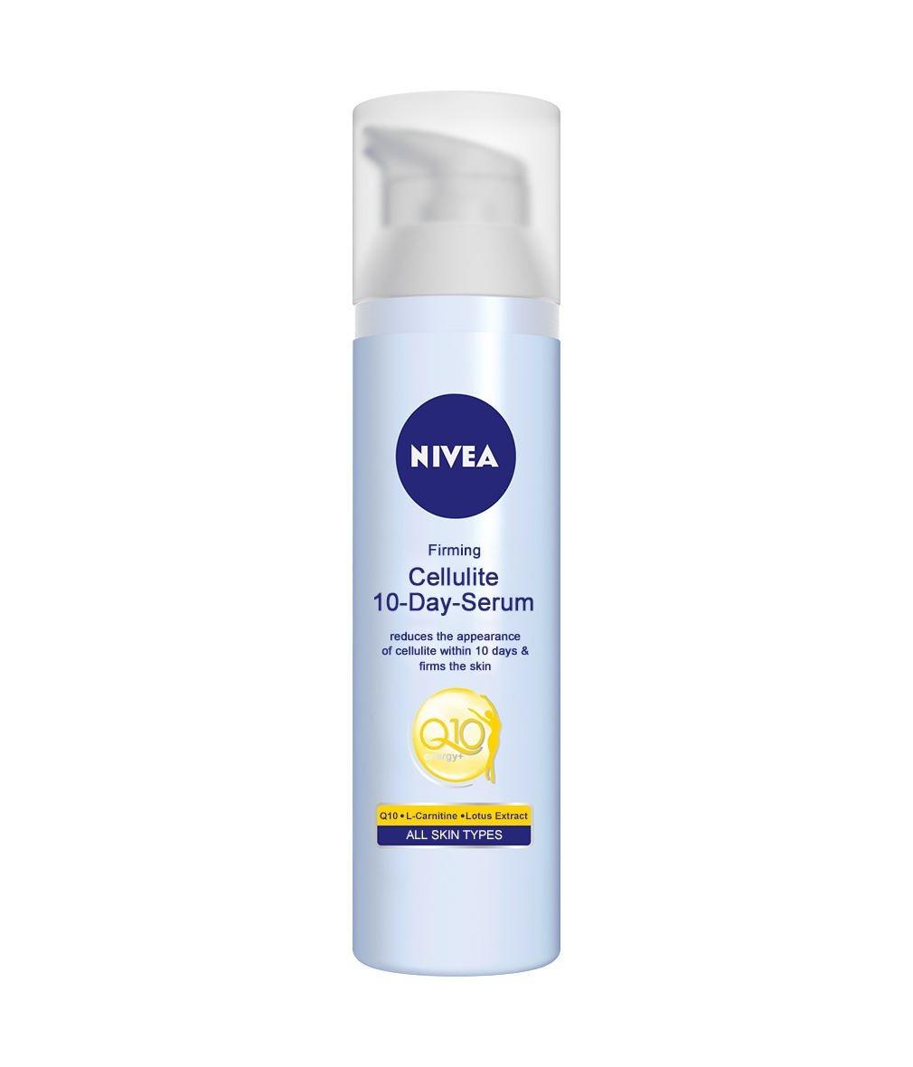 НИВЕА Q10+ ФИРМИНГ Стягащ антицелулитен серум за тяло 75мл | NIVEA Q10+ FIRMING Cellulite 10 day serum 75ml