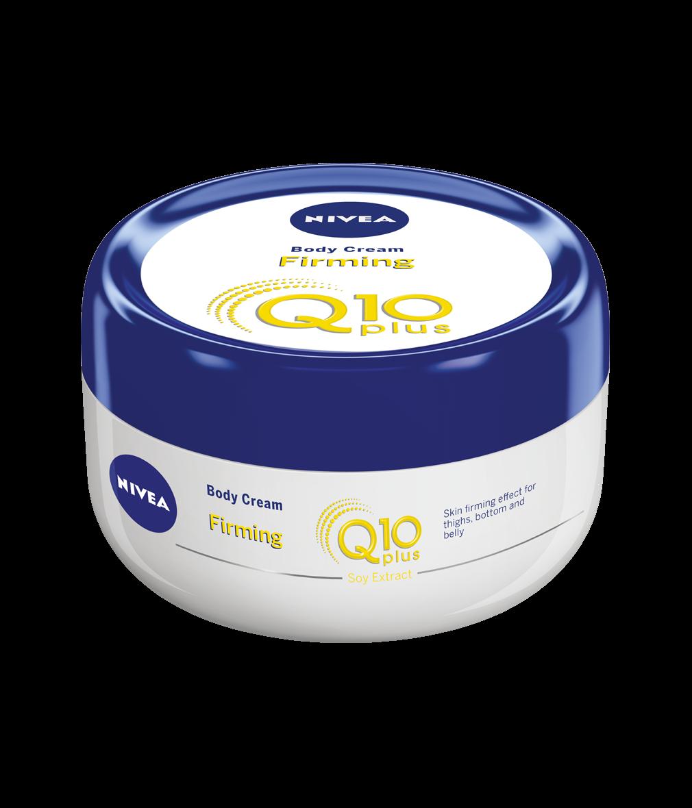 НИВЕА Q10+ ФИРМИНГ Крем за тяло със стягащ и оформящ ефект 300мл | NIVEA Q10+ FIRMING Body cream 300ml