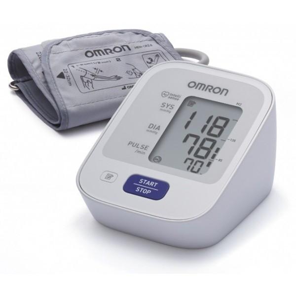 ОМРОН Апарат за измерване на кръвно налягане M2   OMRON Arm blood pressure monitor M2
