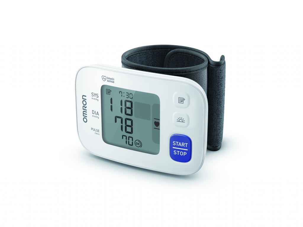ОМРОН Апарат за кръвно налягане за китка RS4 OMRON Wrist..