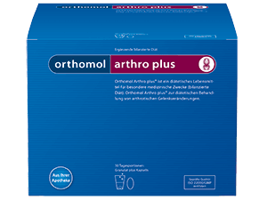АРТРО ПЛЮС при остеоартрит 30бр. дози ОРТОМОЛ   ARTHRO PLUS 30s doses ORTHOMOL