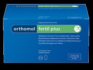 ФЕРТИЛ ПЛЮС за мъжка потентност 30бр. дози ОРТОМОЛ | FERTIL PLUS 30s doses ORTHOMOL