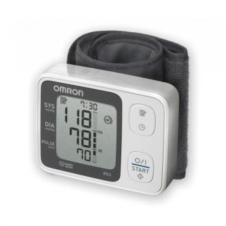 ОМРОН Апарат за кръвно налягане за китка RS3   OMRON Wrist type blood pressure monitor RS3