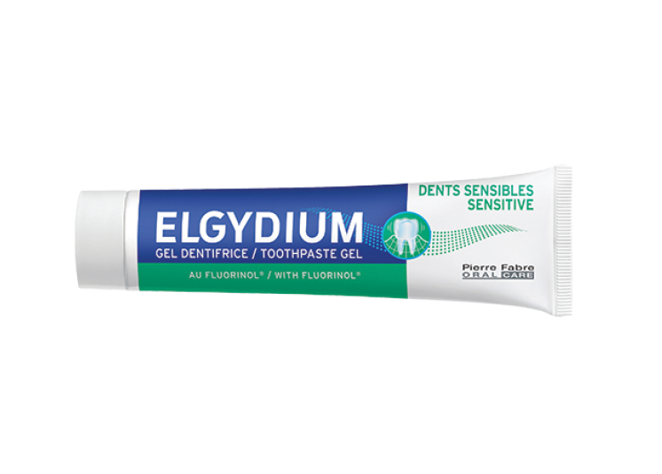 ЕЛГИДИУМ Паста за зъби СЕНСИТИВ 75мл   ELGYDIUM Toothpaste SENSITIVE 75ml