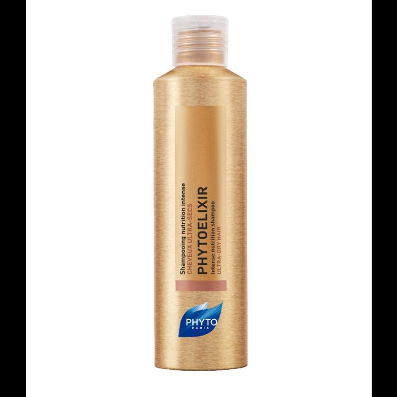 ФИТО ФИТОЕЛИКСИР Интензивен подхранващ шампоан за много суха коса 200мл | PHYTO PHYTOELIXIR Intense nutrition shampoo 200ml