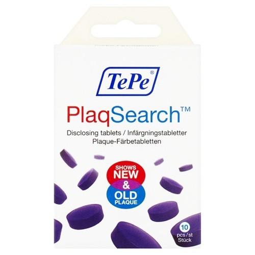 ТЕПЕ Таблетки за визуализиране на плаката 10бр. | TEPE Тabs plaqsearch 10s