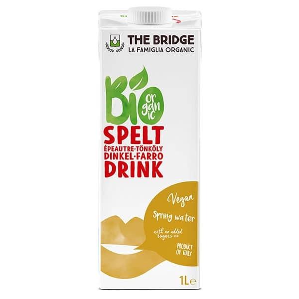 ДЪ БРИДЖ БИО Напитка със Спелта 1л   THE BRIDGE BIO Spelt drink 1l